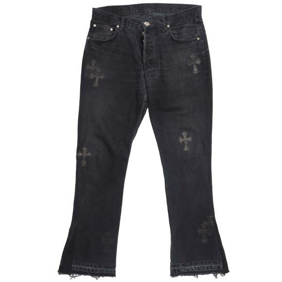 Levi's Cross Patch Flare Denim