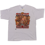 1996 Chicago Bulls 'NBA Finals' Logo T-Shirt