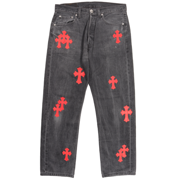 Cross Patch 1 of 1 Levi's Denim