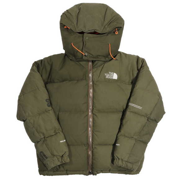 Miltary Puffer Jacket