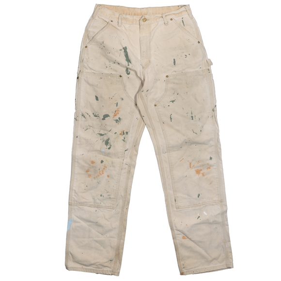 1990's Carhartt Faded Work Pant