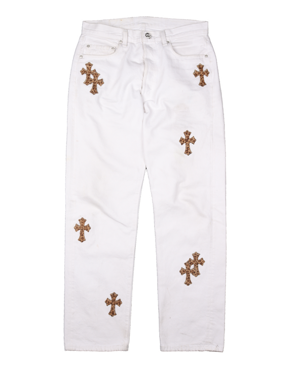 Leopard Cross Patch Levi's