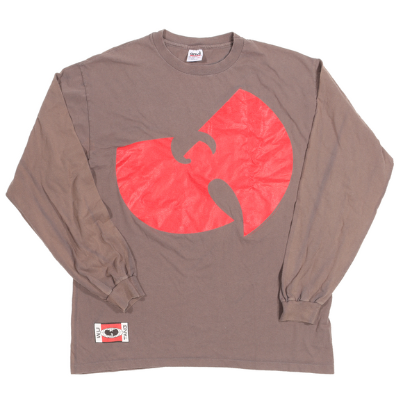 1990's Wu-Tang Long Sleeve T-Shirt