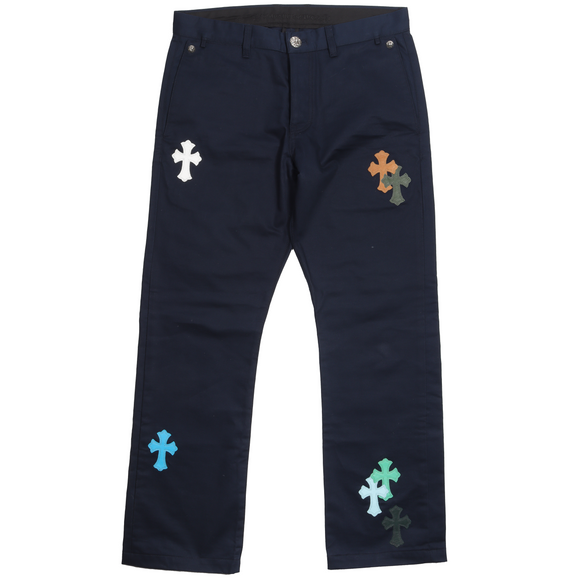 Cross Patch Work Pant