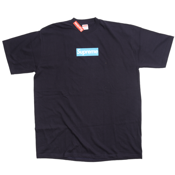 2005 Box Logo T-Shirt w/ Tags