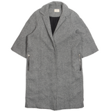 Third Collection Wool Overcoat
