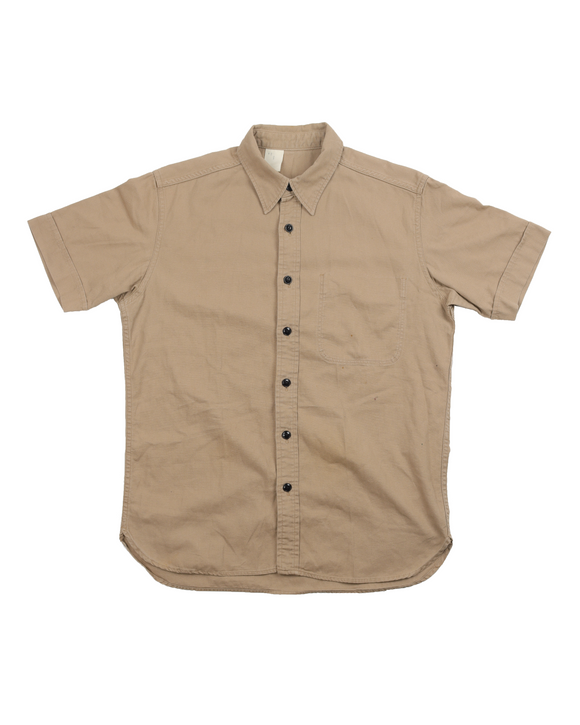 Khaki Button Down Shirt