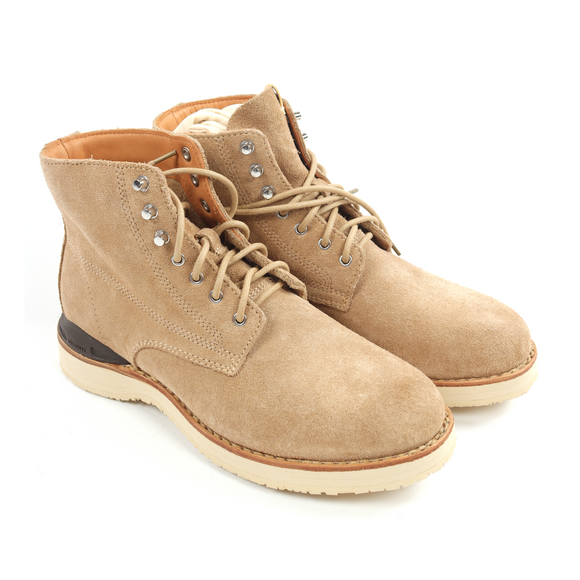 Virgil Suede Boot w/ Tags (Sand)