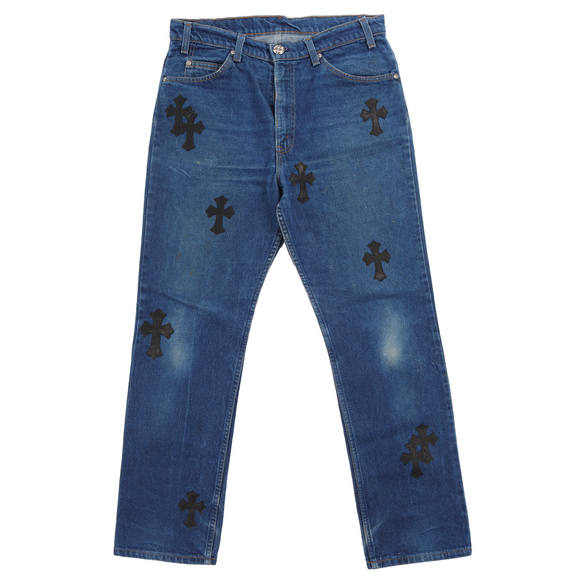 Levi's Cross Patch Denim