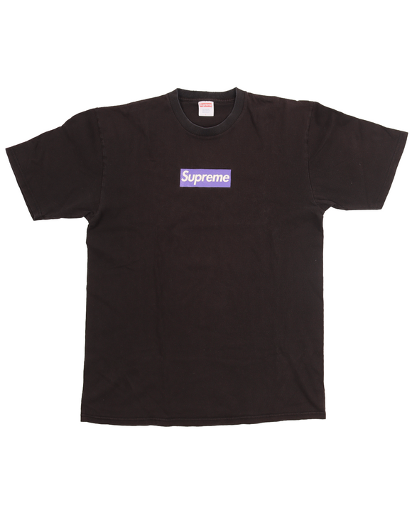 2005 F&F Box Logo T-Shirt