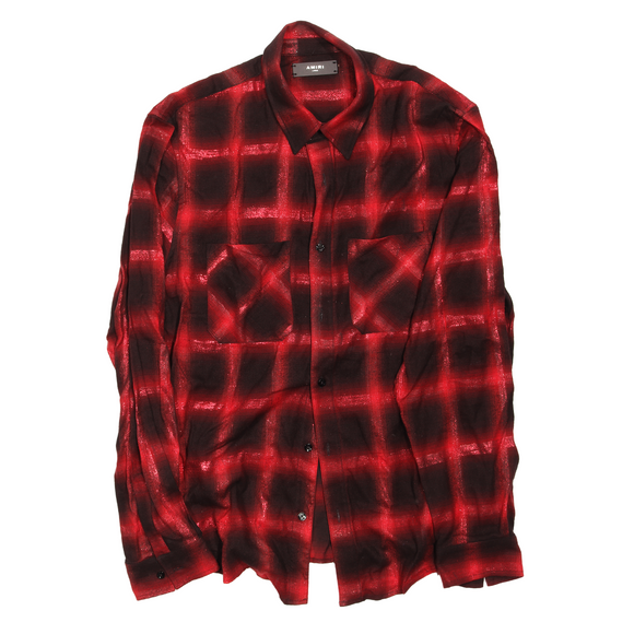 Glitter Flannel Shirt