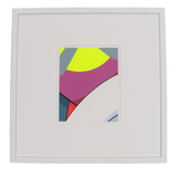 MOCAD Alone Again Framed Print