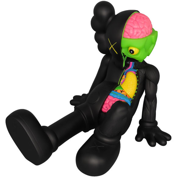 Resting Place Vinyl Figure - Black (2013)