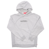 Motion Logo Hooded Sweatshirt 2009 - Ash Grey