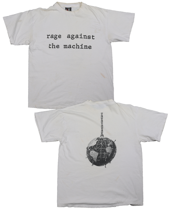 1990's Rage Against The Machine T-Shirt