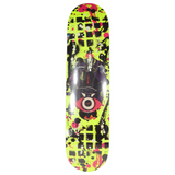 Rammellzee Skate Decks (2003) - Set of 3