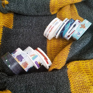 Washi Tapes for Harry Potter Fans Are Here