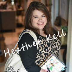 Heather Kell will be speaking at Planners Unite conference in Southlake Texas