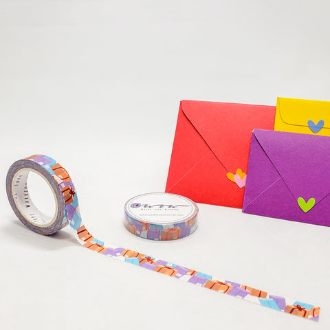 Packages Washi Tape