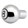 8 Ball Choke Knob Black