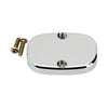 FL Rear Master Cylinder Cover Smooth