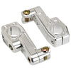 Highway Peg Mount 1-1/4 Tubing 3-1/8 Offset
