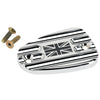 Triumph Front Master Cylinder Cover Union Jack
