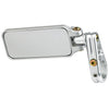 Rectangle Folding Bar End Mirror