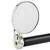 3-1/4 Bar End Mirrors Stem D