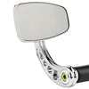 Cafe Style Bar End Mirror Stem C