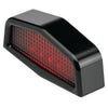 Cafe LED Taillight and License Plate Assembly