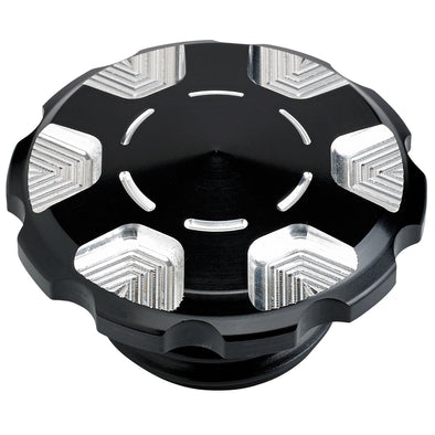 HD Serrated Gas Cap Techno