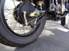 Honda CB Brake Strap Black