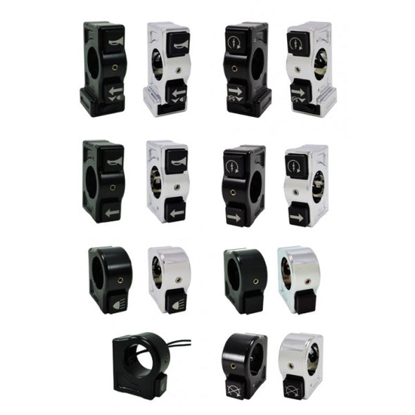 J-TECH Switch Housings