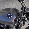 Triumph Billet Gas Cap Union Jack