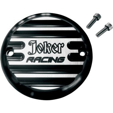 2 Hole Point Cover Black Joker Racing Finned