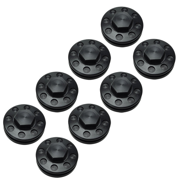 Honda Valve Tappet Covers Black (8 pack)