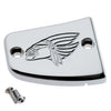 Indian Scout Front Master Cylinder Cover Warrior