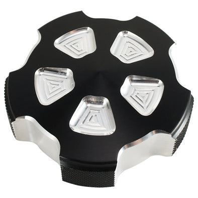 RZR 1000 Gas Cap Black