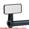 Rectangle Handlebar Mount Mirrors