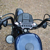 Indicator Handlebar Clamp Black