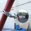 4X2 Breakaway Claw Clamp Mirror