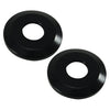 Handlebar Clamp/Riser Cup Washers Black