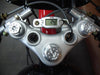 Honda CB160 Steering Stem Nut Clear