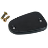 Triumph Front Master Cylinder Cover Smooth Black