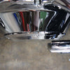 06-99S 5 hole derby cover smooth chrome
