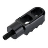 Serrated Shift Peg Black Back