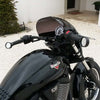 Concealed Bar End Mirrors Black