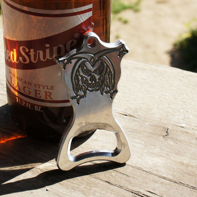 Joker Billet Bottle Opener Red Stripe