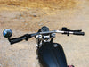 Radial Rubber Grips Black